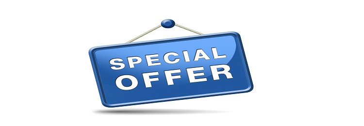 special offer limiter exclusive bargain promotion low hot price